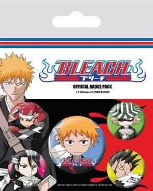 Bleach badges
