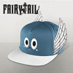 Happy snap back cap