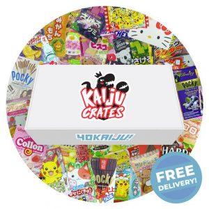 LARGE Kaiju Crate - Random Japanese sweets box