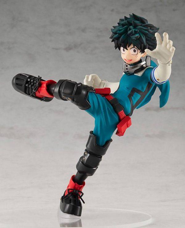 My Hero Academia - Izuku Midoriya Pop Up Parade Statue Hero Costume Ver. 16cm