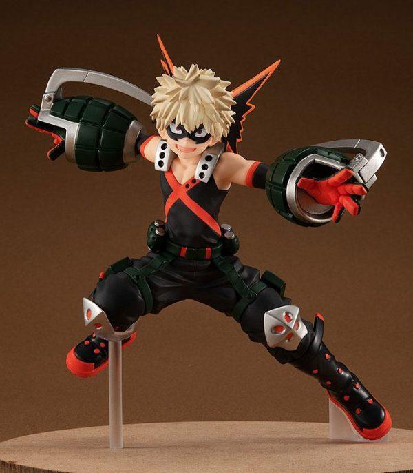 My Hero Academia - Katsuki Bakugo Pop Up Parade Statue Hero Costume Ver. 16cm