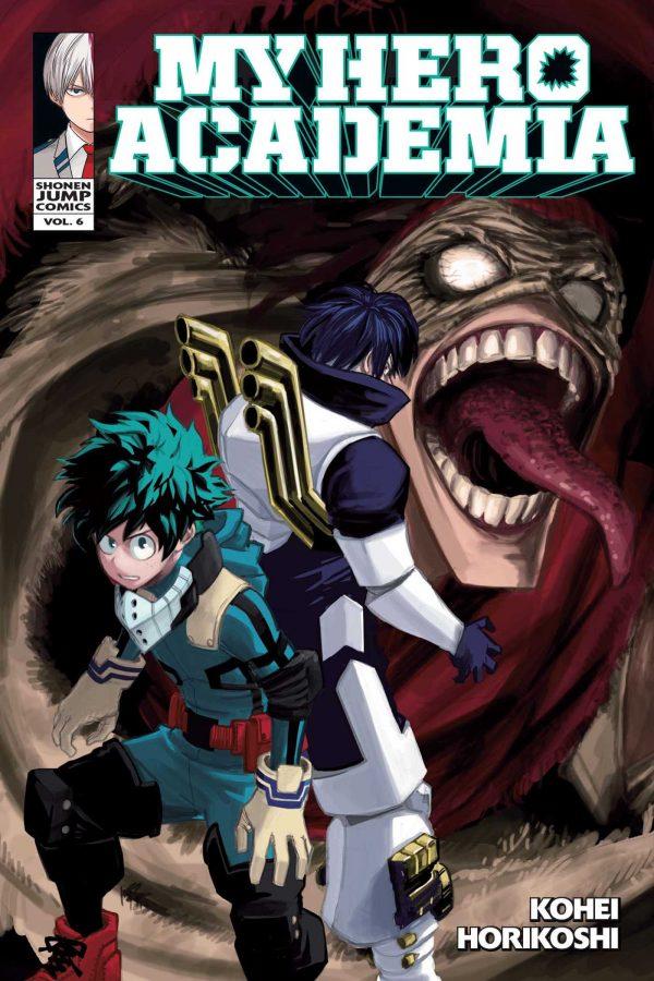 My Hero Academia - Volume 6