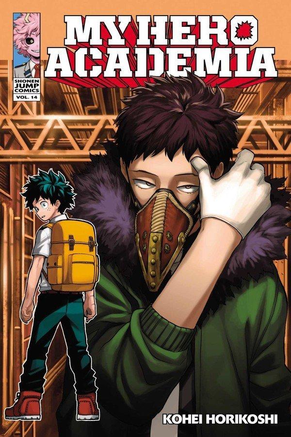 My Hero Academia - Volume 14