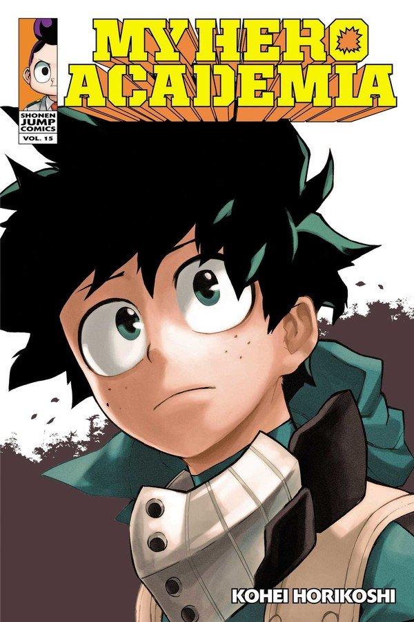 My Hero Academia - Volume 15