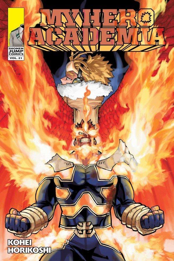 My Hero Academia - Volume 21