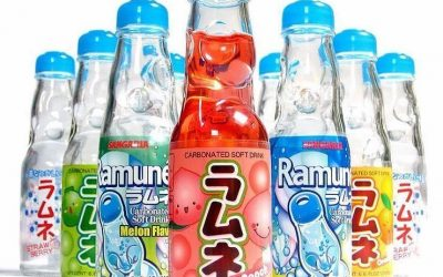 What is Japanese Ramune soda?