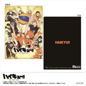 Haikyu Clear File B