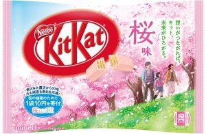 Sakura Kit Kat Bag