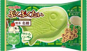 Puku Puku Tai Melon Cream Soda