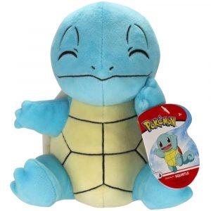 Pokemon Happy Squirtle Plush