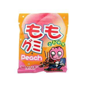 Momo Peach Flavour Gummies