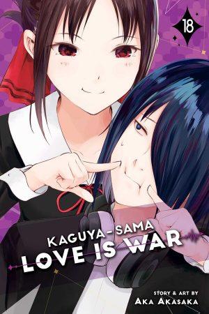 Kaguya-sama: Love Is War Volume 18
