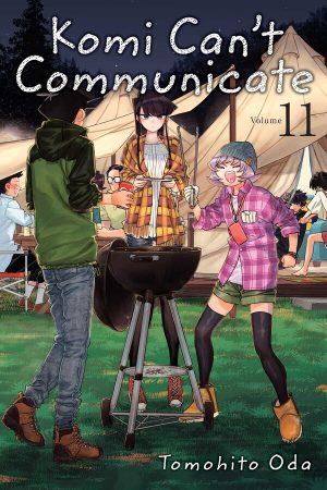 Komi Can't Communicate Volume 11