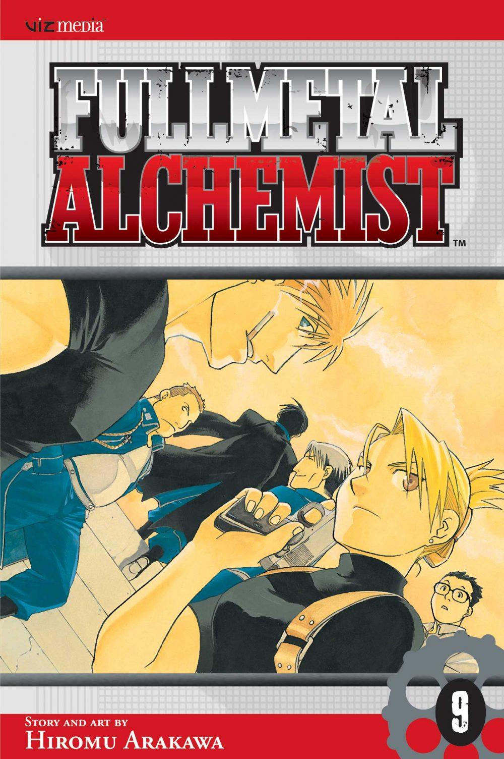 Fullmetal Alchemist - Volume 9